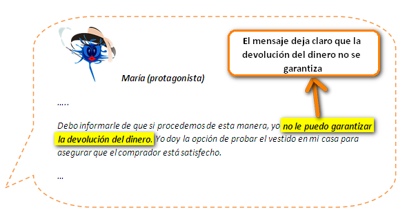 Intercambio de correos