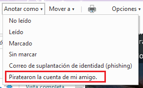Captura hotmail