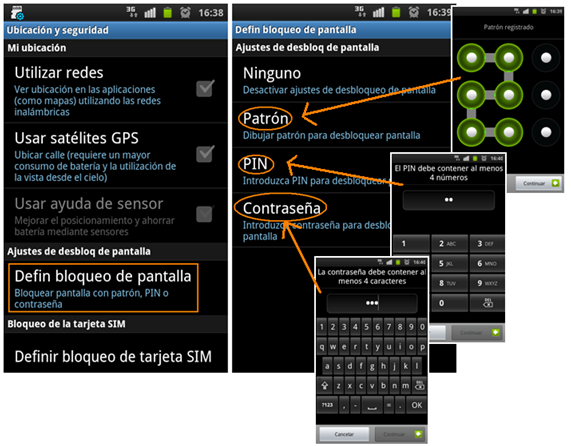 Consejos para proteger smartphones Android Proteger-dispositivo-android-1