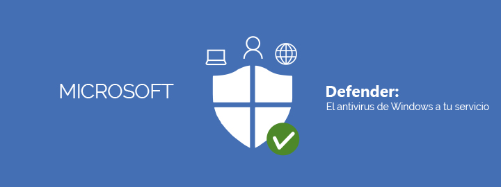 Imagen decorativa, Microsoft Defender: el antivirus de Windows a tu servicio