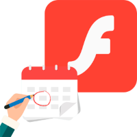 El fin de Adobe Flash Player 31 de diciembre de 2020 Flash_fin_200