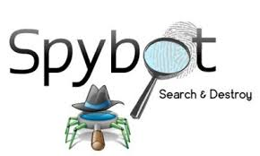 Logotipo de SpyBot Search & Destroy